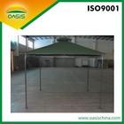 Garden wrought iron pergola/Garden shed