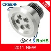 5W dimmable ce&rohs high lumens CREE LED ceiling light
