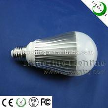 Hot sale E27 /E26 Base 7 watt led dimmable bulb