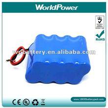 House Use Emergency Battery 14.8V 6600mah