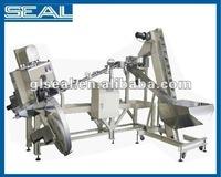 cap and liner assemble machine