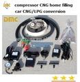 Gnc/dual glp kits de conversión/6 cilindro de coches diesel