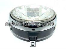 Clear cover motorcycle head lamp/Headlight for Hornet 600/Hornet 900/Hornet Deluxe