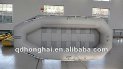 2012 cheap inflatable boat HH-F265 CE fishing kayak boat