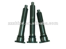 China bus parts ZF gearbox input shaft