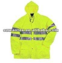 fluorescent work jackets