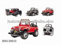 1:6 RC model car,4CH rc jeep with light and sound