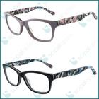Europe market Hot Selling Matt Shine Colorful acetate frame Unisex lunettes