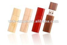 4gb USB Flash Drive Bamboo or Wooden Material Big Capacity USB