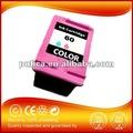 Cartucho de tinta remanufacturados hp 60c, photosmart c4750( cc643wn)