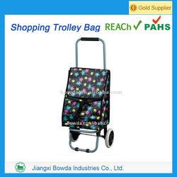 High quality fashion dimension shopping trolley
