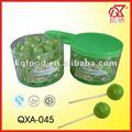 11 g maçã verde sabor doces e pirulitos