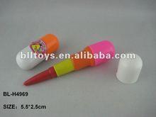small plastic ball pen
