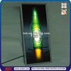 LED slim outdoor advertsing metal frame light box