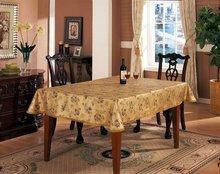 pvc/peva/eva printed designs table cloth