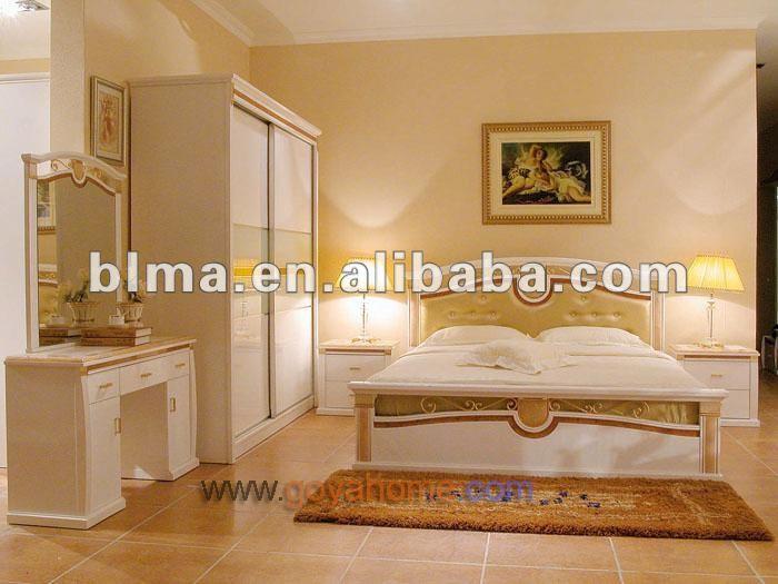 2012 chaud meubles modernes de chambre coucher de for Chambre a coucher 2012