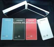Dual USB 9000mAh High Capacity Solar Power Bank
