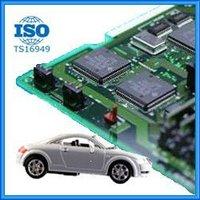 Automobile Electronic PCBA TS16949 Certification