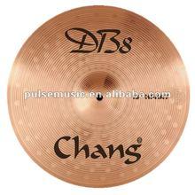 "CHANG DB8 13"" Hi-hat drum set cymbal"