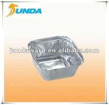 disposable aluminium foil food container manufacturer