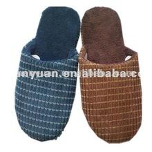 2012 men coral fleece indoor slipper