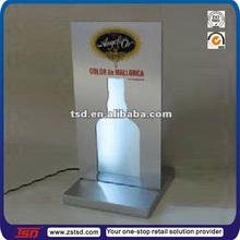 LED acrylic advertsing light box,bottle glorifier,acrylic table stand