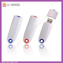White usb flash drives,plastic usb memory stick 32gb,simple usb stick 2.0