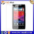 Protetor de tela LCD para Motorola Droid Razr XT910 XT912 XT915