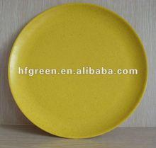 eco piatti di bambù e dishs