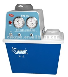 SHB-IIIG water circulation vacuum pump container 15L ISO certificate