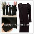 العربية الكورية النسيج لصناعة الملابس العباءة يموتون النساء الخوخ الصوف