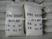 Amarillo sello de óxido de zinc precio directo de método de óxido de zinc 99 / indrect método de óxido de zinc ZnO