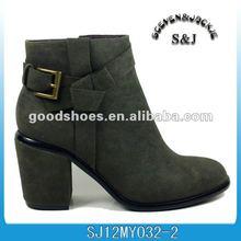 2012 için İtalyan kış çizmeler kadın