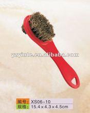 manufacture top polish horse hair shoe brush