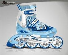 kids adjustable inline roller orbit wheel skates ON SALES
