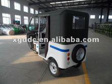battery operated three wheeler auto rickshaw
