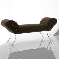 Elegent style Acrylic Sofa Bench