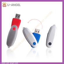 company first sell usb flash drive ,plastic swivel usb pen driver bulk cheap