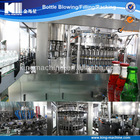 Glass Bottle Carbonated Soda Water Filling Equipment