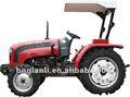 qianli 254 25hp mini tractor de granja de la tierra o las tierras de arroz