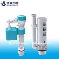 anti siphon type cistern flush mechanism