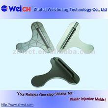 plastic file hook clip injected mould, mold maker