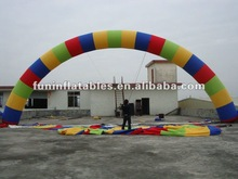 promotional inflatable archway