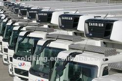 Carrier Supra 750 Refrigeration Units