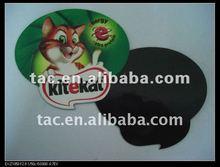 promotional printed paper fridge magnet