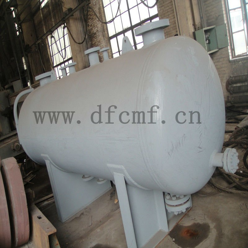 Oil gas water three phase separators