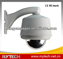 outdoor&indoor high speed dome cctv camera with English OSD menu