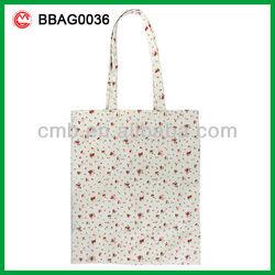 Fabric school library bag