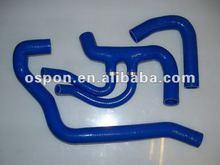 BLUE Silicone Intercooler Hose Kit for citroen saxo vts 16v
