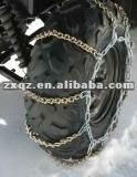 11/18 series V bar snow chain for passenger car and light truck